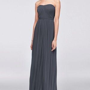 David's Bridal Versa Convertible Dress, Size 4